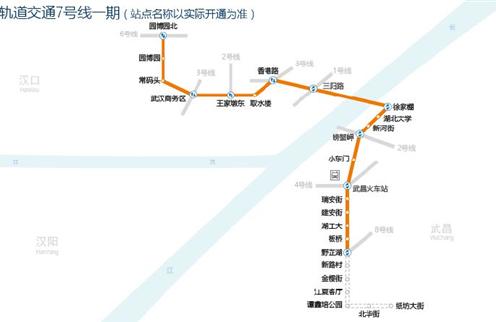 武汉7号线1期