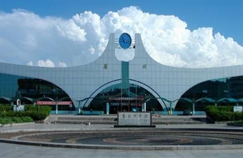 万州火车站